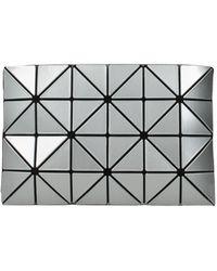Issey Miyake Clutches Bao Bao Plastic - Metallic