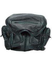 Alexander Wang Backpacks And Bumbags - Green