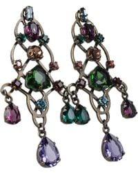 Lanvin - Earrings Women Gold - Lyst