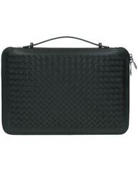 Bottega Veneta Handbags Leather - Black