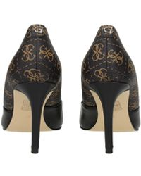 Guess Pumps Fabric - Brown