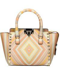 Valentino Garavani Handbags Leather - Multicolour