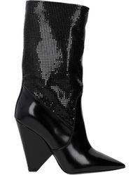 Saint Laurent Ankle Boots Niki Women Black