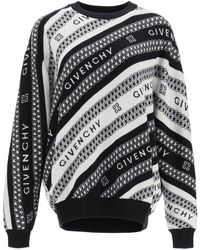 Givenchy Chaîne Jacquard Pullover - Multicolour