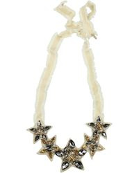 RED Valentino Beige Necklaces - Natural