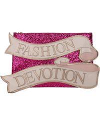 Dolce & Gabbana Clutches Cleo Women Fuchsia - Purple