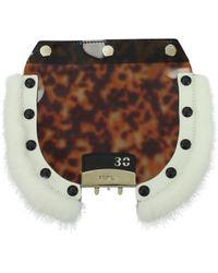 Furla Brown Gift Ideas Handbag Detail