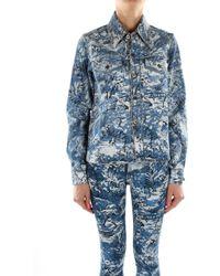 Off-White c/o Virgil Abloh Shirt Women Heavenly - Blue