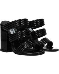 KENZO Sandals Women Black