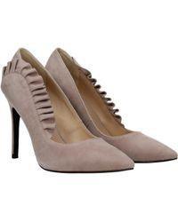 Liu Jo Pink Court Shoes Lola
