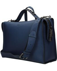 Fendi Work Bags Men Blue