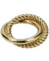 Bottega Veneta Rings - Metallic