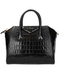 Givenchy - Black Handbags Antigona - Lyst