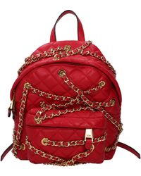 Moschino Backpacks And Bumbags Women Red