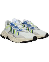 adidas Sneakers Ozweego Men White - Multicolor