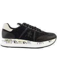Premiata Sneakers Conny 4821 - Black