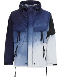 NEMEN Dare 3l Dip Dye Jacket - Blue