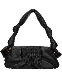 Miu Miu Shoulder Bags Women Black