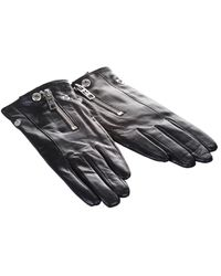 Karl Lagerfeld Gloves K / Karl - Black