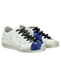 Golden Goose Deluxe Brand Trainers Women White