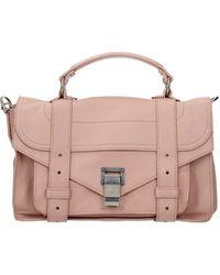 Proenza Schouler Handbags Tiny Women Pink