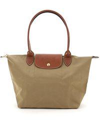 Longchamp - Small Le Pliage Shopping Bag - Lyst