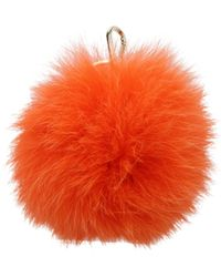 Furla Key Rings Bubble - Orange