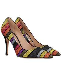 Roberto Festa Court Shoes Glitter - Multicolour