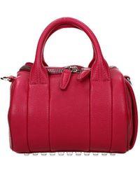 Alexander Wang Handbags Women Fuchsia - Multicolour
