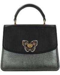 COACH Multicolour Handbags - Black