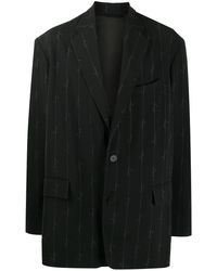 Balenciaga Jackets - Black