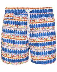 Kiton Sea Clothing - Blue