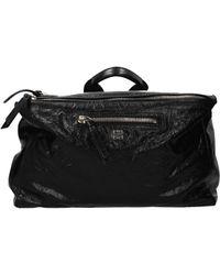 Givenchy Handbags Pandora Messenger - Black