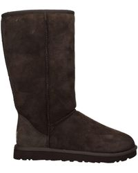 UGG Boots Classic Suede - Brown