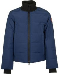 Canada Goose Woolford Jacket - Blue