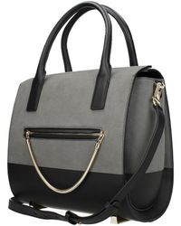 Alexander Wang Handbags Woman Grey - Black