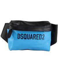 DSquared² - Two-tone Logo Bum Bag - Lyst