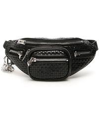 Alexander Wang Attica Mini Beltbag - Black