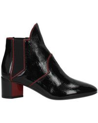 Pierre Hardy Ankle Boots - Black