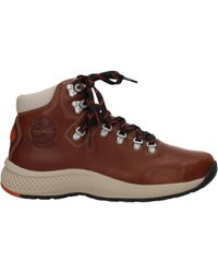 Timberland Brown Ankle Boots