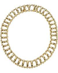 Balenciaga Necklaces Women Gold - Metallic