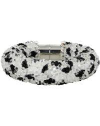 Balenciaga White Bracelets