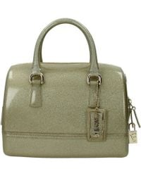 Furla Handbags Candy Women Gold - Multicolor