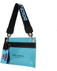 Dolce & Gabbana Heavenly Clutches - Blue