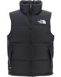 The North Face 1996 Retro Nuptse Vest - Black