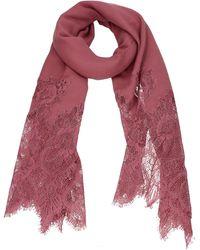 Valentino Valentino Garavani Scarves Cashmere - Pink
