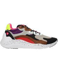 Alexander McQueen Multicolor Sneakers Mcq