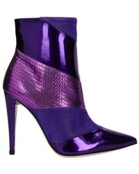 Gianvito Rossi - Ankle Boots Hadley - Lyst
