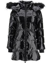 Tatras Churada Midi Down Jacket - Black