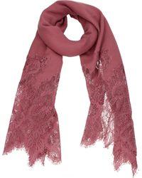 Valentino Pink Scarves